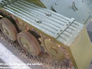 Советский легкий танк Т-70,  Музей битвы за Ленинград, Ленинградская обл. -70_-024