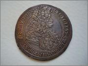 Thaler 1695 Leopoldo I de Hungria  Image