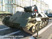 Советский легкий танк Т-70,  Музей битвы за Ленинград, Ленинградская обл. -70_-005