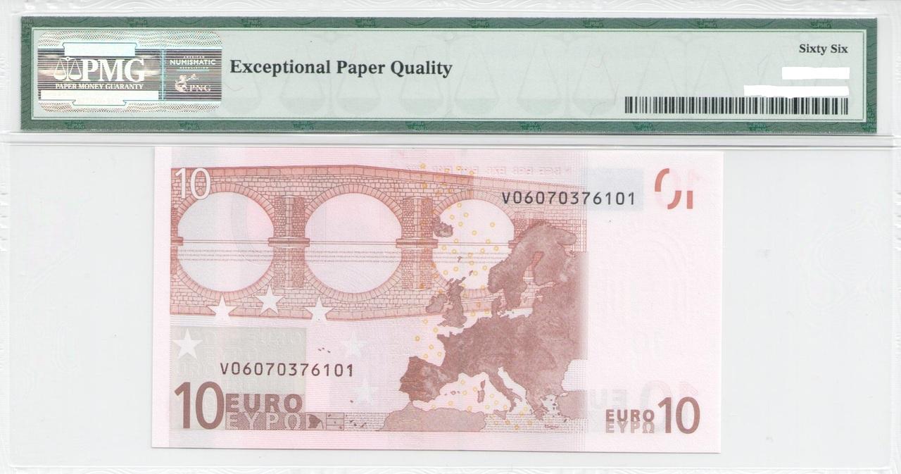 Colección de billetes españoles, sin serie o serie A de Sefcor - Página 3 10_euros_duis_reverso