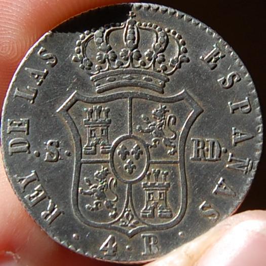 reyes magos - ¿Qué moneda pedirías a los reyes magos? 4realesfernando71823sev_1