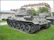 Советский средний танк Т-34-85, производства завода № 112,  Военно-исторический музей, София, Болгария 34_85_125