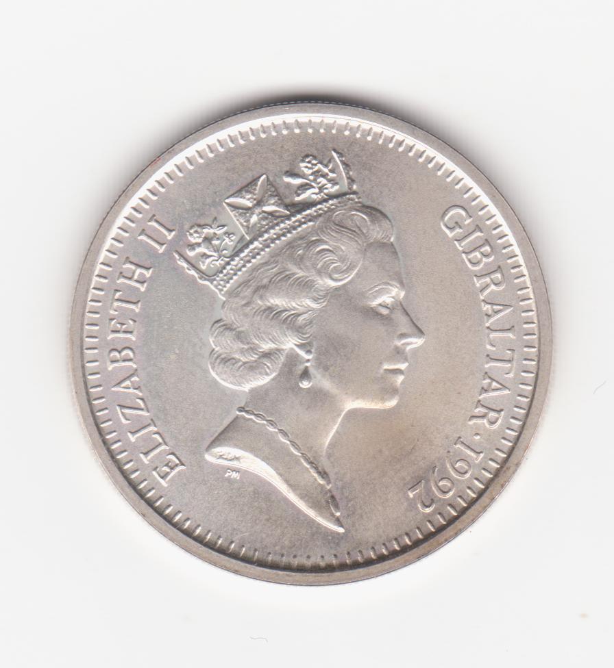 Monedas ecuestres Gibraltar_14_ecus