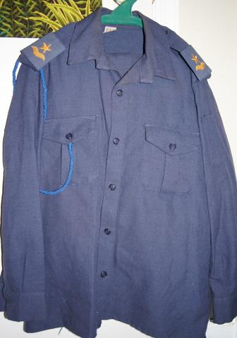 Iraqi Air Force Uniform  DSC01711