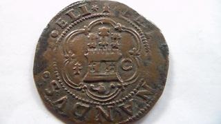 4 maravedís a nombre de los RR.CC, Cuenca. SAM_1080