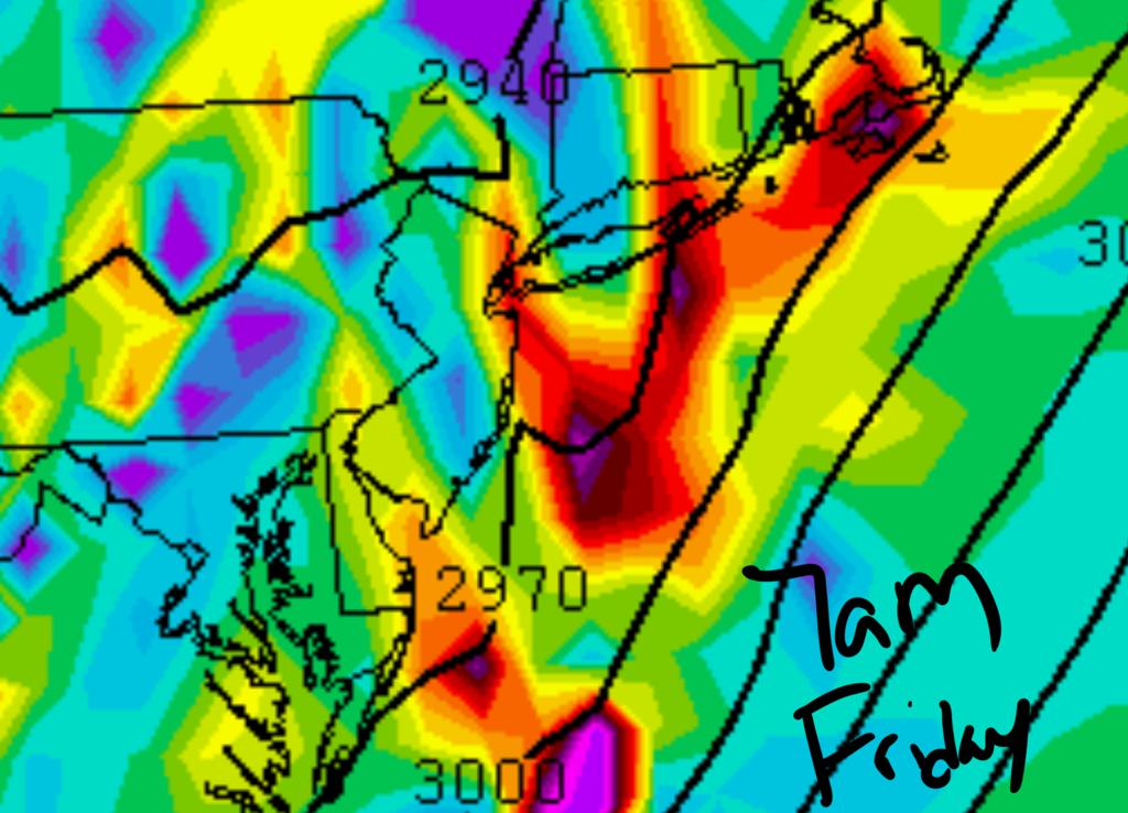 "02/05 ""Surprise"" Storm Obs. / Final Call Snow Map H7_7am"
