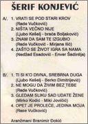 Serif Konjevic - Diskografija R26028931292697541