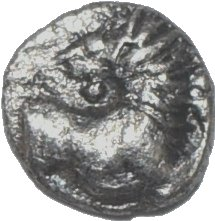 Tracia, Chersonesos . Hemiobolo (raro). 500 a.C. Dedicado al Maestro Monedas62  240a