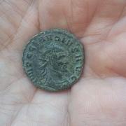 Antoniniano de Claudio II El Gótico. ANNONA AVG. Annona estante a izq. Ceca Roma. 20161229_143531-1