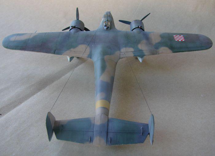 Dornier Do-17Kb-3, RSmodels, 1/72 DSC01417