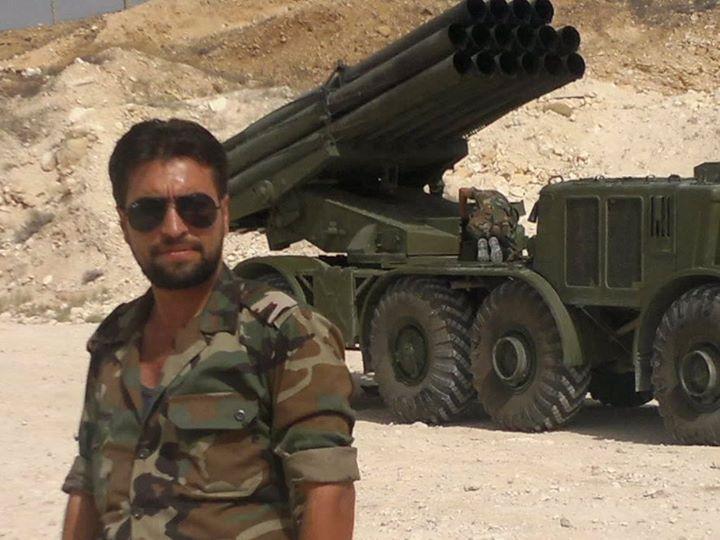 راجمات BM-30 Smerch في سوريا  10557377_275618902641805_170255552900868004_n