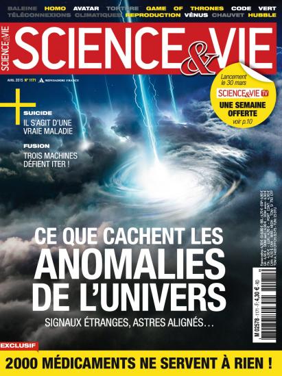 le Vin preuves scientifiques : christianisme détruit vos neurones Science_et_vie_1171