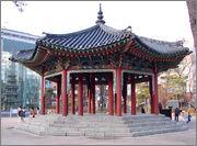 50 Won Corea del Sur, 1969 Korea_Seoul_Tapgol_Pavilion_Park_0094_06