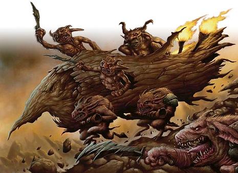 Floor 2, The Goblin Series, Open the Caravan Trade route, ( Group 4 ) Feature69_ram_Gang