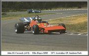 Tasman series from 1971 Formula 5000  71aus11