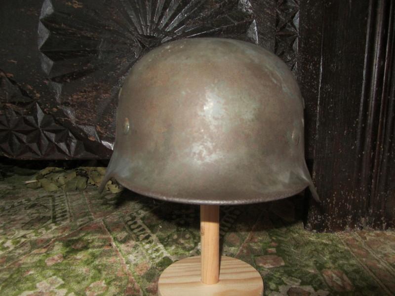 casco - vendo mi  casco aleman m35 doble calca luftwaffe IMG_1247