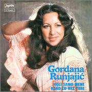 Gordana Runjajic - Diskografija 1979_a