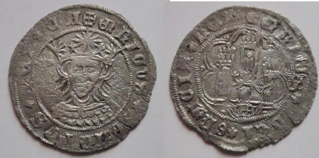 1/4 de real o cuartillo de Enrique IV (1454-1474) de Segovia 0_0_0_cuartillo_segovia