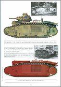 Камуфляж французских танков B1  и B1 bis 053