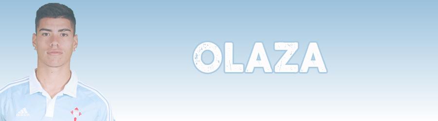 Lucas Olaza (Boca Juniors) OLAZA_FAME_CELESTE