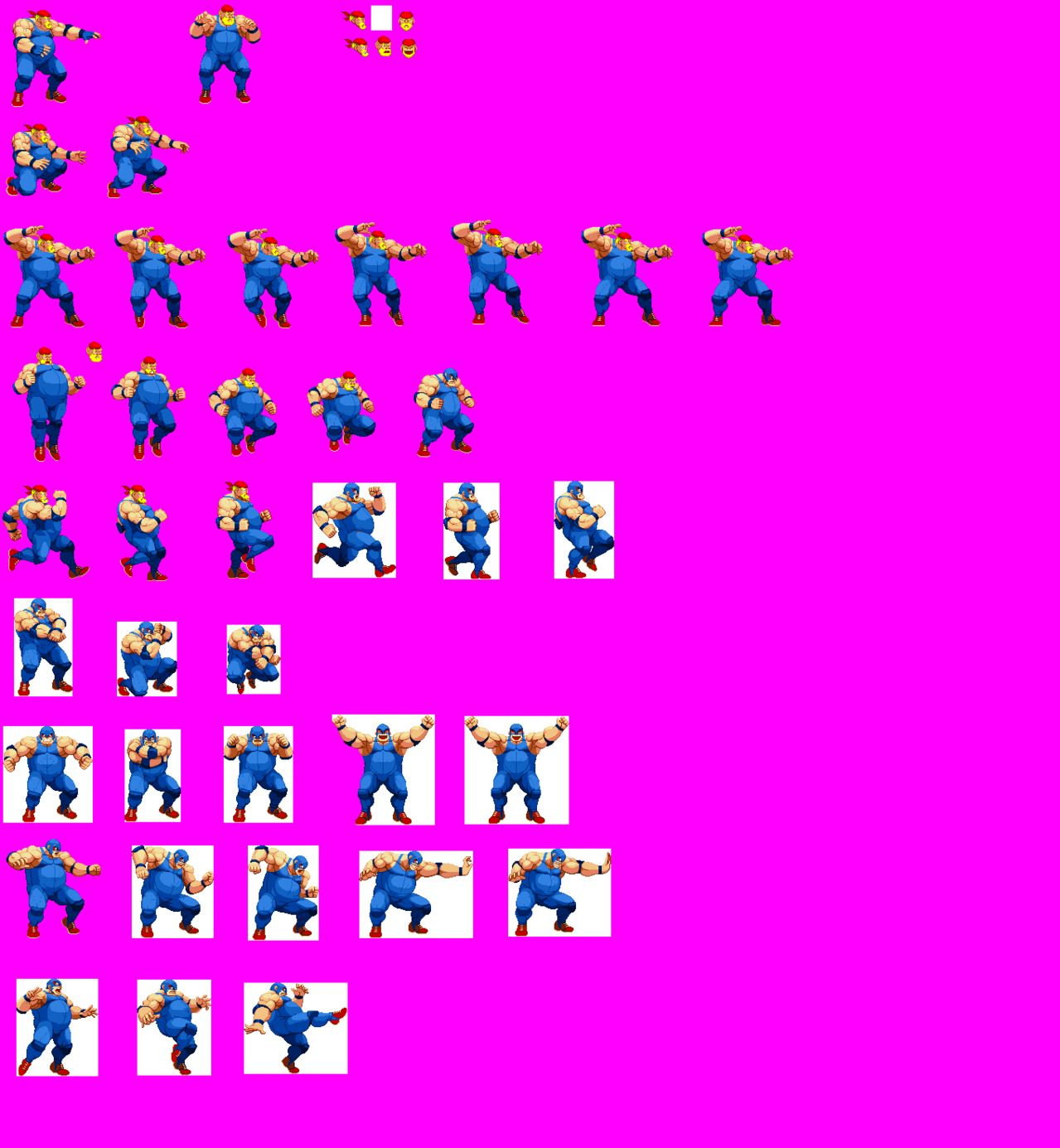 Tekken vs ??? Mugen Proyect - Page 4 Sprite_bass2