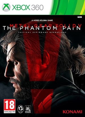 Metal Gear Solid V The Phantom Pain (2015) - SUB ITA Uuu