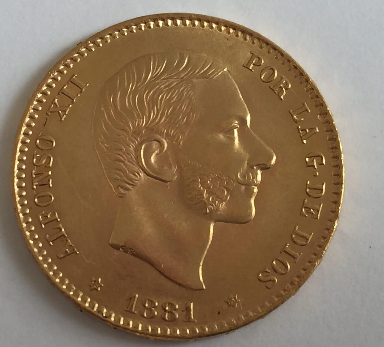 25 pesetas 1881 (*18-81). Alfonso XII Full_Size_Render_26