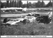 Tasman series from 1971 Formula 5000  71war10