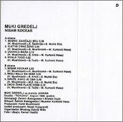 Muhamed Muki Gredelj - Diskografija  1989_z