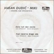 Hasan Dudic -Diskografija Hasan_Dudic_1974_z