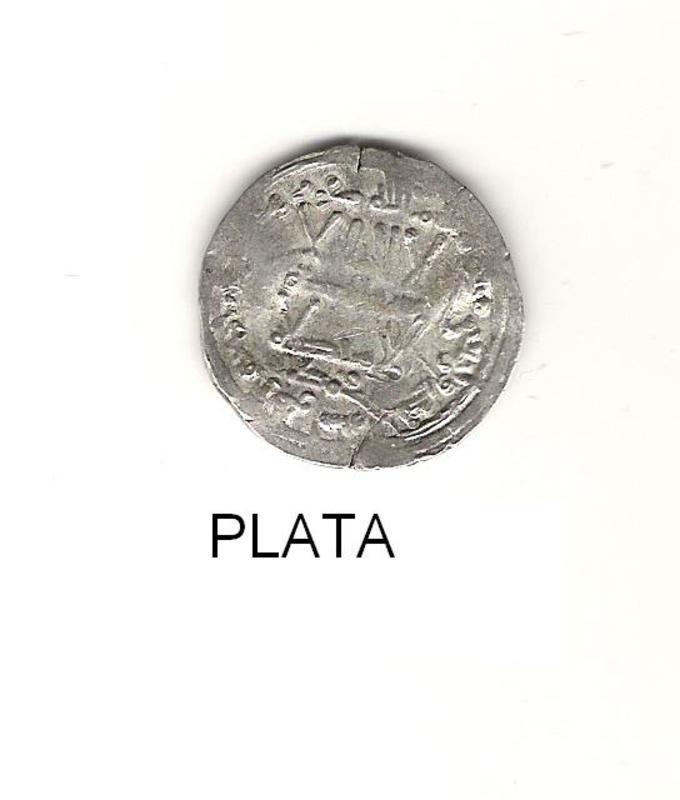 1 dirhem de Abderraman III año 300- 350  hégira o 912-961 de j.c.  DIRHEM_AL_ANDALUS_7