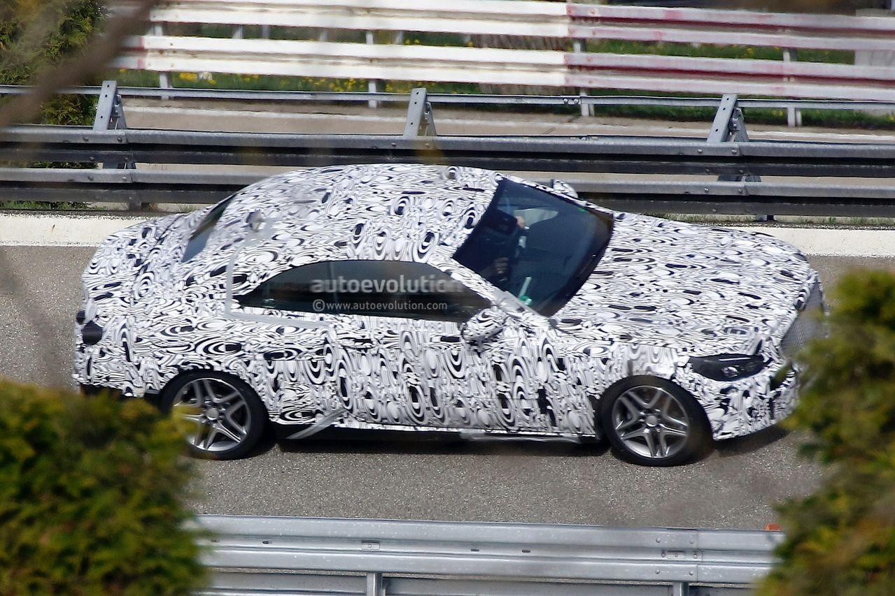 2015 - [Mercedes] Classe C Coupé & Cabriolet [C205/A205] Image
