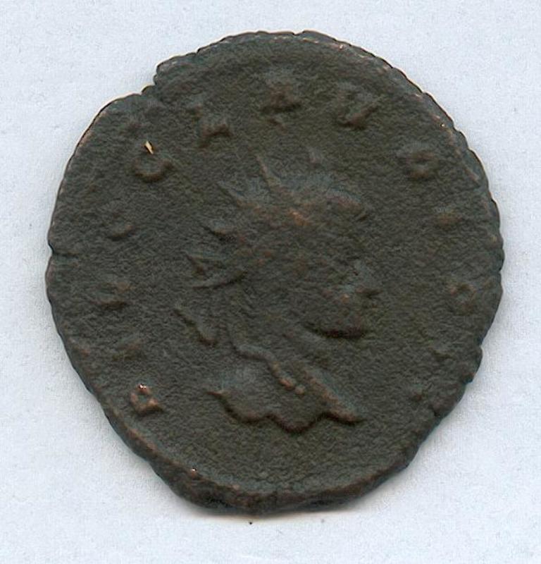 Antoniniano de Claudio II DIVO_CLAUDIO_ANV