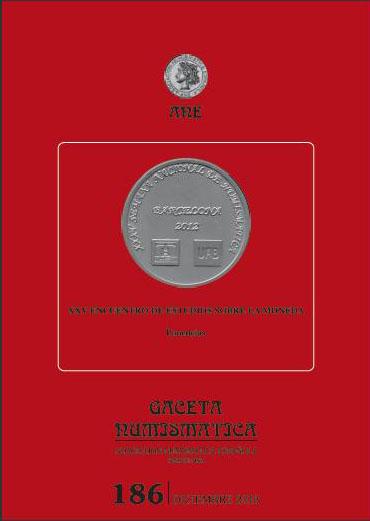 Ceca y Monedas en la Ciudad de Lanciano (1441-1640), in Gaceta Numismática 186, (diciembre 2013) GN_186