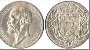 LIECHTENSTEIN; 2 Kronen 1912 Liechtenstein_2_Kronen_1912
