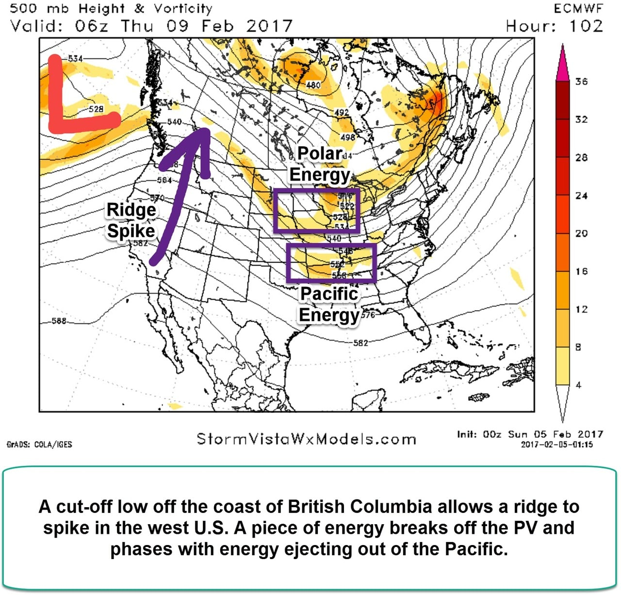 Possible Snowstorm Thursday, February 9th EURO_1