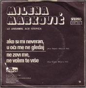 Milena Markovic - Diskografija  1979_z
