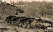 КВ-2 выпуска мая - июня 1941 года. 1/35 ГОТОВО 2_29
