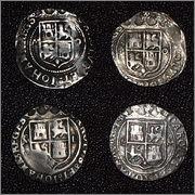 4 reales Carlos y Juana, México. P9011782
