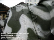 Советская тяжелая САУ ИСУ-152,   Музей техники Вадима Задорожного, с. Архангельское, Московская область 152_014