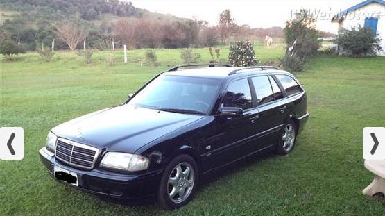 S202 C230 Touring Kompressor1999 R$ 28.000,00 Screenshot_434