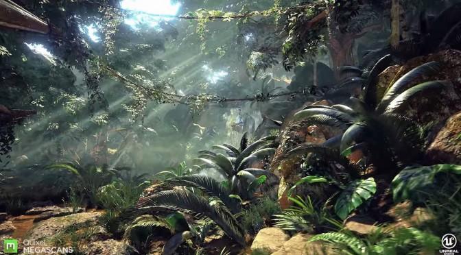 Unreal Engine 4 & Megascans UE4_Megascan_672x372
