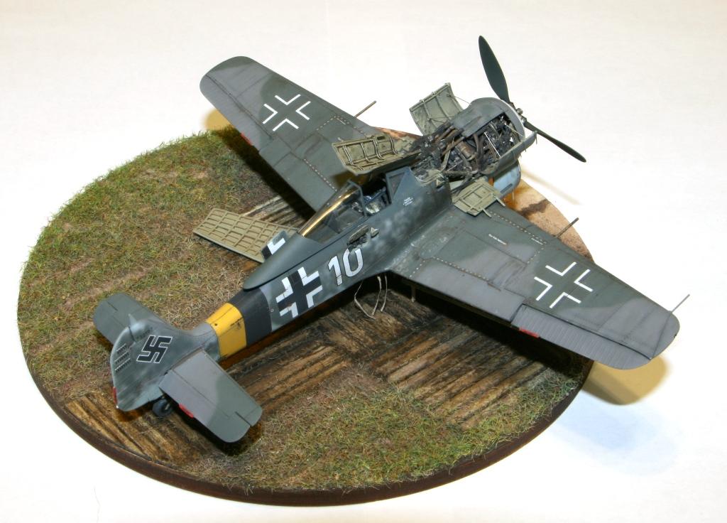 Focke Wulf Fw190A-8 Eduard 1/72 IMG_5168