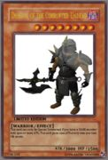 Runescape Cards  Dharokcard