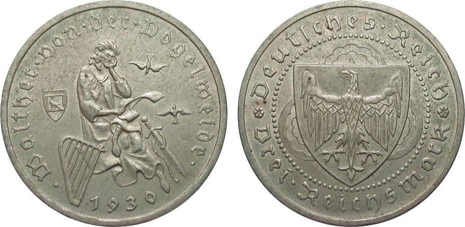 Monedas Conmemorativas de la Republica de Weimar y la Rep. Federal de Alemania 1919-1957 - Página 2 1018405