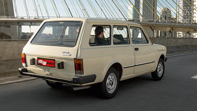 Auto Storiche in Brasile - FIAT Panorama_P
