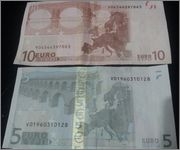 5 y 10 euros duisenberg circulados, alguien los quiere???? 20141028_211035_1