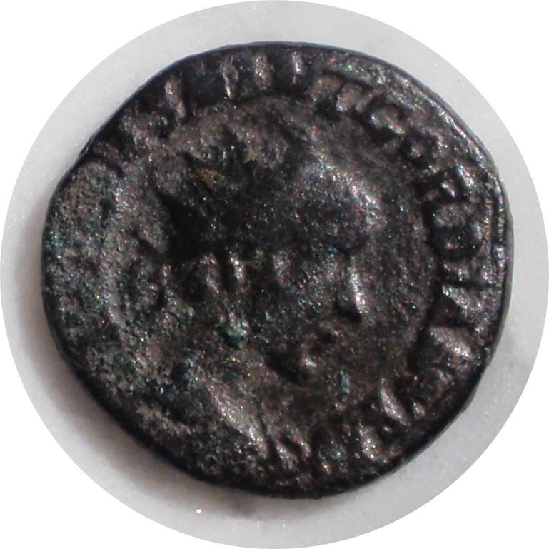 AE22 de Gordiano III Viminacium_anv
