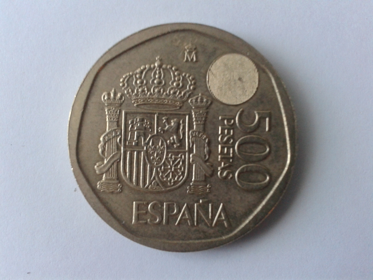 500 pesetas 2001 - Variante 20141101_153946