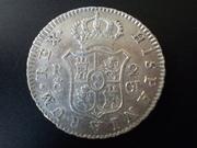 2 Reales 1.812 Cádiz, Fernando VII DSCN1300